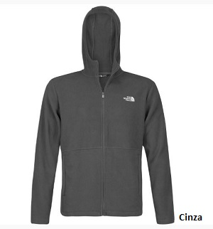 Jaqueta Glacier TKA Full Zip Hoodie Masculina THE NORTH FACE