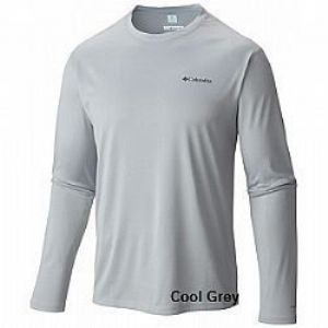 Camiseta Manga Longa Cool Breeze COLUMBIA Masculina